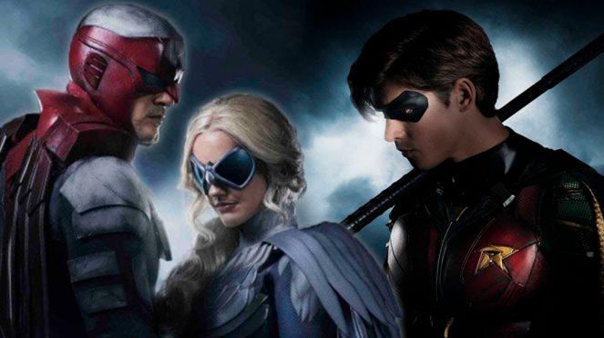 Robin-Hawk-y-Dove-en-nuevas-fotografías-desde-el-set-de-Titans